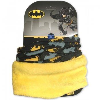 Chlapčenský nákrčník / multifunkčná šatka Batman