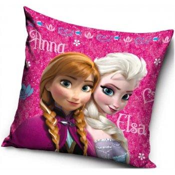 Povlak na vankúš Ľadové kráľovstvo - Anna a Elsa