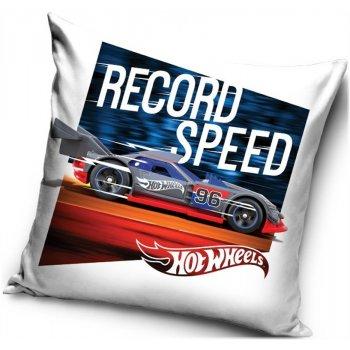 Povlak na vankúš Hot Wheels - Record Speed