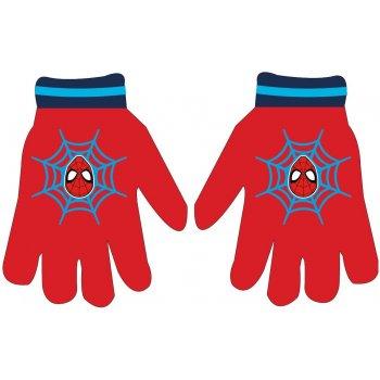 Detské pletené prstové rukavice Spiderman
