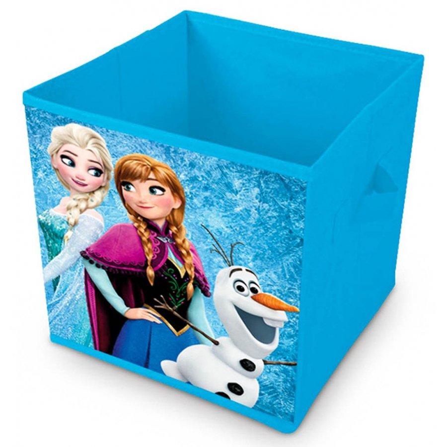 Úložný box na hračky Ľadové kráľovstvo