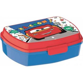 Box na desiatu Autá - Blesk McQueen