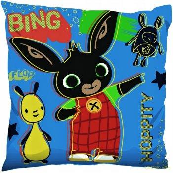 Obojstranný vankúš Zajačik Bing - It's A Bing Thing