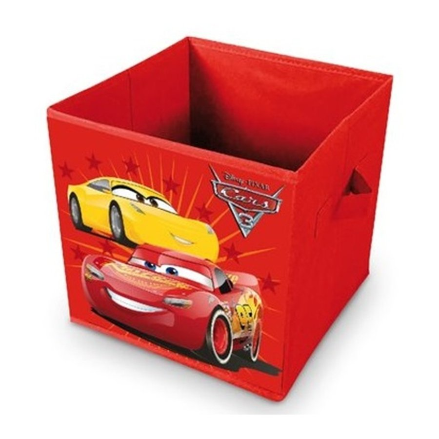 Úložný box na hračky Autá - Blesk McQueen