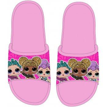 Dievčenské gumové pantofle L.O.L. Surprise