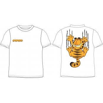 Pánske tričko Garfield