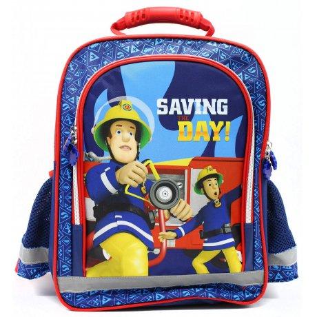 Školský batoh Požiarnik Sam