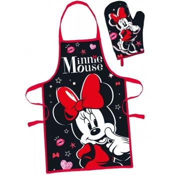 Dámska zástera s chňapkou Minnie Mouse - Disney
