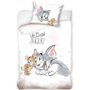 Obliečky do detskej postieľky Tom a Jerry