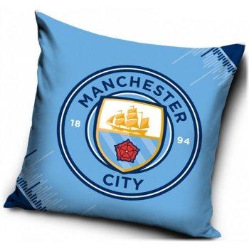 Povlak na vankúš FC Manchester City - Compass