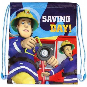 Vrecko na prezúvky Požiarnik Sam