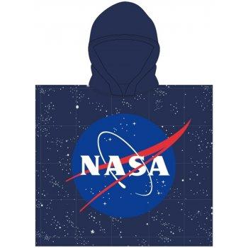 Detské pončo - osuška s kapucňou NASA