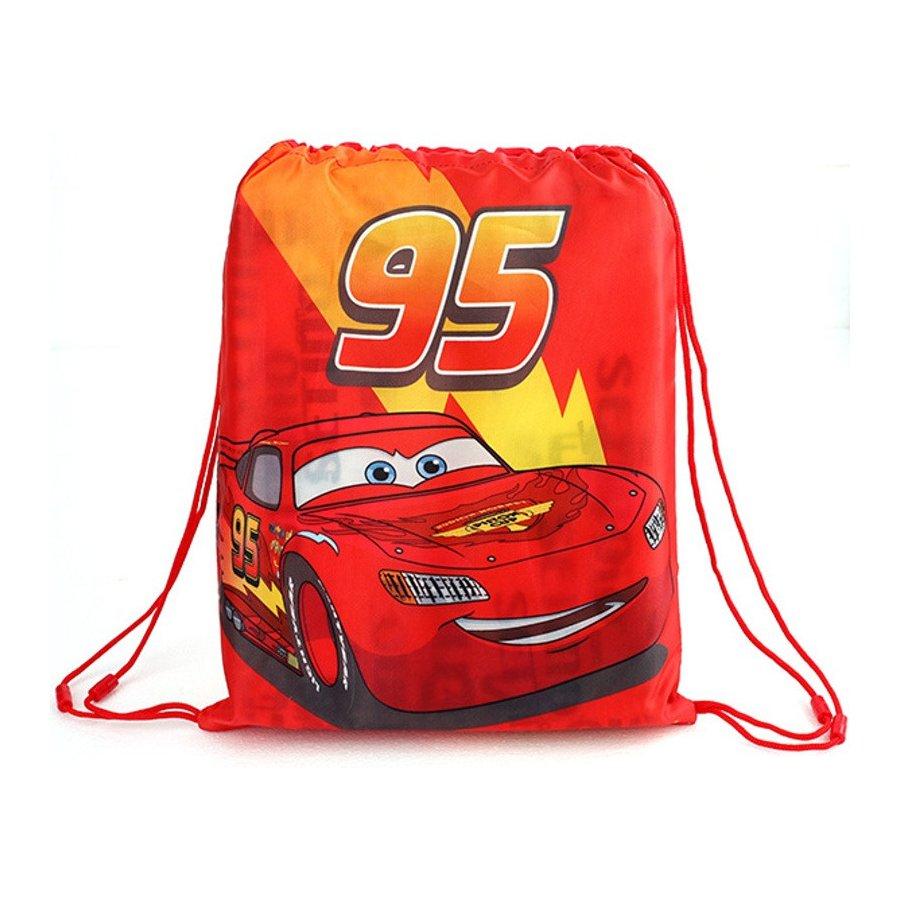 Vrecko na prezúvky Autá - Blesk McQueen