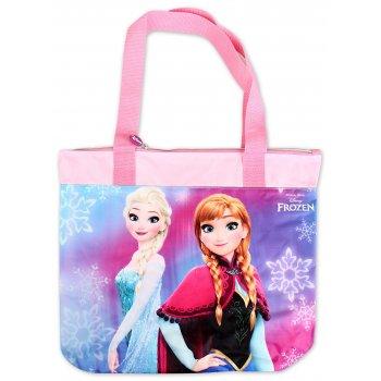 Plážová taška Ľadové kráľovstvo - Anna a Elsa