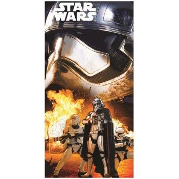 Bavlnená osuška Star Wars - Stormtrooper