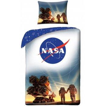 Bavlnené posteľné obliečky NASA - Bajkonur