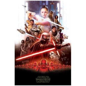 Fleecová deka Star Wars - Vzostup Skywalkera