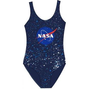 Dievčenské jednodielne plavky NASA