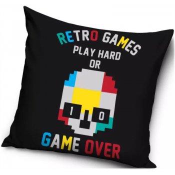 Obliečka na vankúš Retro Games