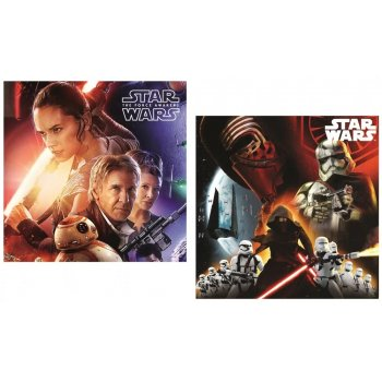 Obliečka na vankúš Star Wars - The Force Awakens