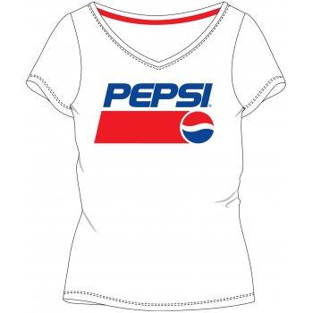 Dámske tričko s krátkym rukávom PEPSI