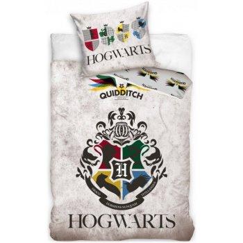 Bavlnené posteľné obliečky Harry Potter - Metlobalové tímy