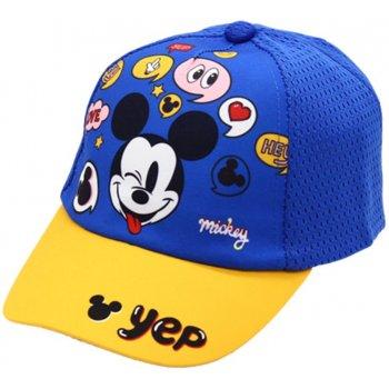 Chlapčenská šiltovka Mickey Mouse - yep