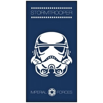 Plážová osuška Star Wars - Stormtrooper