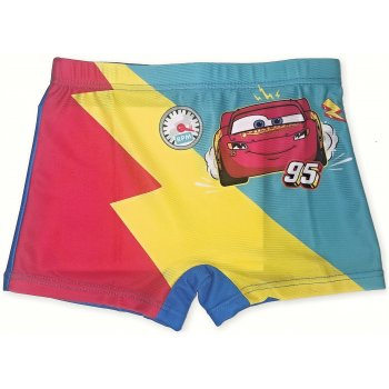 Chlapčenské plavky boxerky Autá 3 - Blesk McQueen 95
