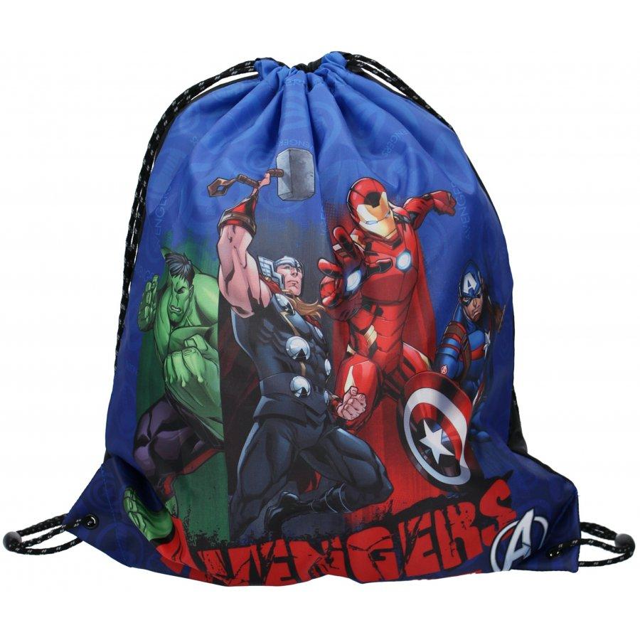 Vrecko na prezúvky / vak na chrbát Avengers