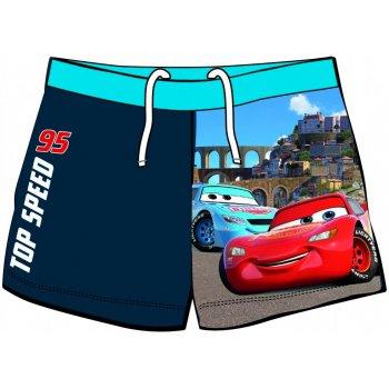 Chlapčenské plavky boxerky Autá - Top speed