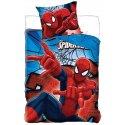 Bavlnené posteľné obliečky Spiderman