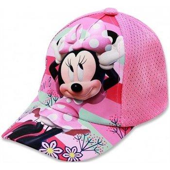 Dievčenská šiltovka Minnie Mouse s mašľou - Disney