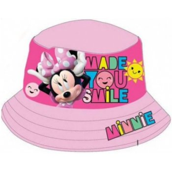 Dievčenský klobúk Minnie Mouse - Made you smile
