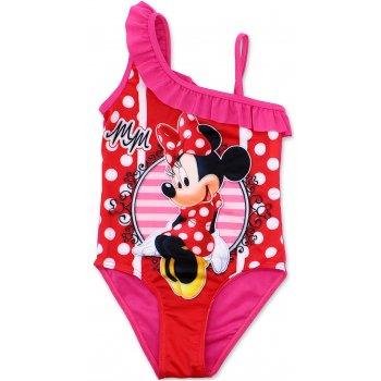 Dievčenské jednodielne plavky Minnie Mouse - Disney