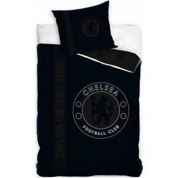 Bavlnené posteľné obliečky Chelsea City FC - cez noc