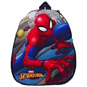 Detský plyšový batoh Spiderman