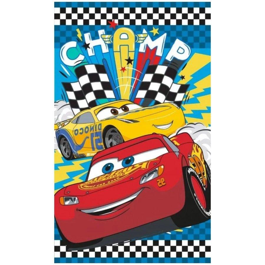 Detský uterák Autá - Blesk McQueen - Champ